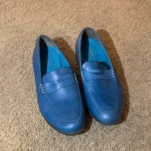 New! Teal Rockport Walkability Flats Size 9